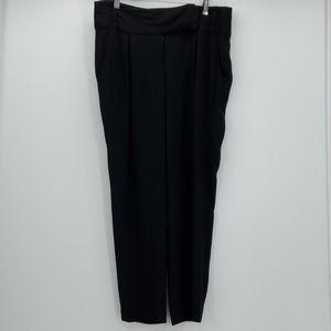 A.L.C. black viscose pants